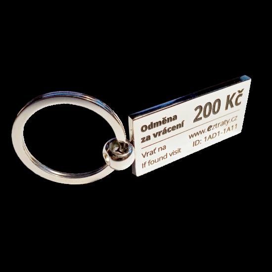 Ochranné klíčenky luxury 3 ks