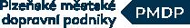 dopravní podniky plzeň logo
