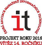 IT projekt roku 2016